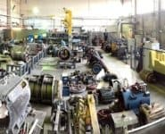 Цех по ремонту электродвигателей